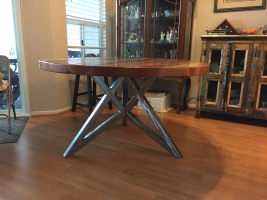 Finshed Table