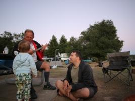 Brian, John, and Dominic